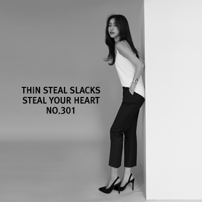 Thin Steal Slacks NO.301(Classic)